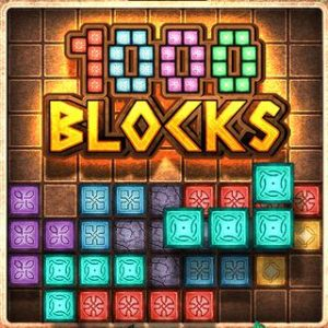 Play 1000 Blocks