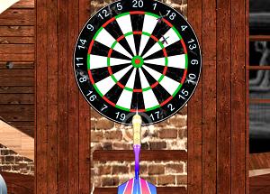 Play 3D Darts