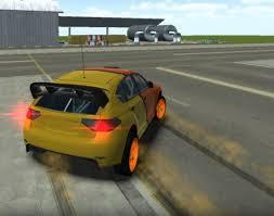 Play 3D Desert Racer