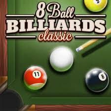 Play 8 Ball Billiards Classic