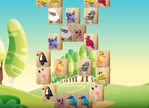 Play Animal Mahjong