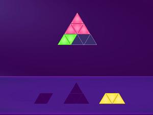 Play Blocks Triangle Puzzle