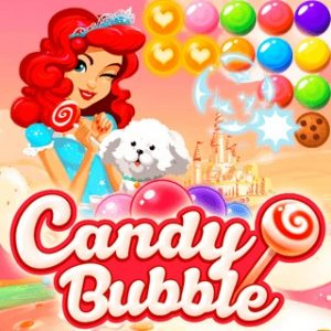 Play Candy Bubble