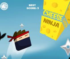 Play Cheese Dash Ninja
