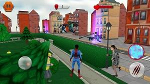 Play City Heroes