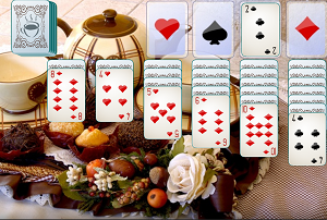 Play Cup of Tea Solitaire
