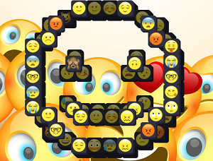 Play Emoji Mahjong
