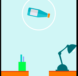 Play Falling Bottle Challenge