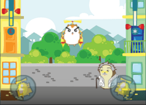 Play Fly Hamster Fly