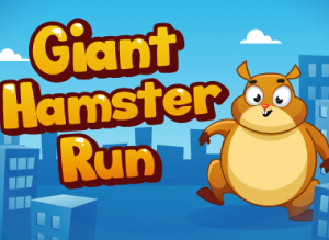 Play Giant Hamster Run