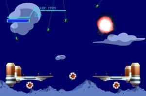 Play Gravity Command