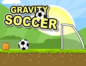 Play Gravity Soccer