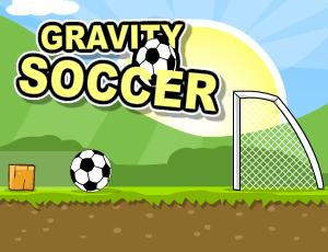 Play Gravity Soccer
