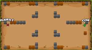 Play Micro Tank Battle