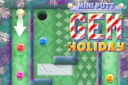 Play Mini Putt Gem Holiday