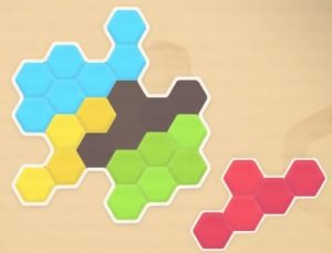 Play Paper Blocks Hexa