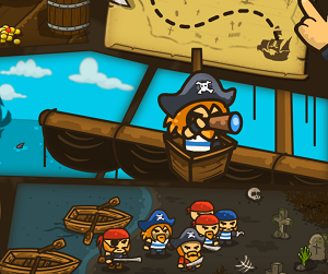 Play Pirates vs. Undead