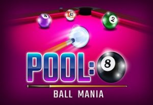 Play Pool 8 Ball Mania