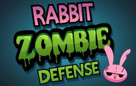 Play Rabbit Zombie Defense