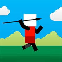 Play Spear Toss Challenge