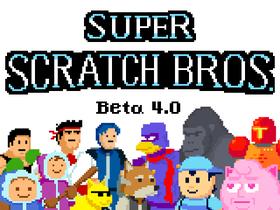 Play Super Scratch Bros
