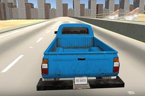 Wasteland Trucker