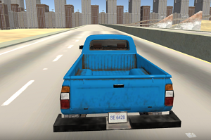 Play Wasteland Trucker