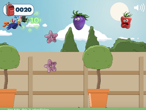 Play Wild Berry Escape