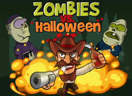 Play Zombies vs Halloween