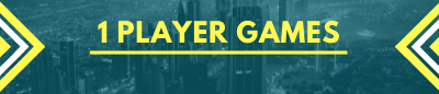 1 Player Games