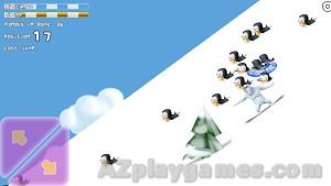 Play Snowboard Freeride: Yetisports
