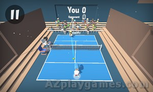 Play Tennis Champ