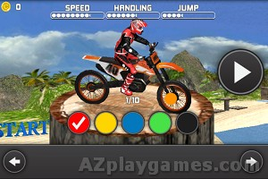 Play Xtreme Bike Trials 2019